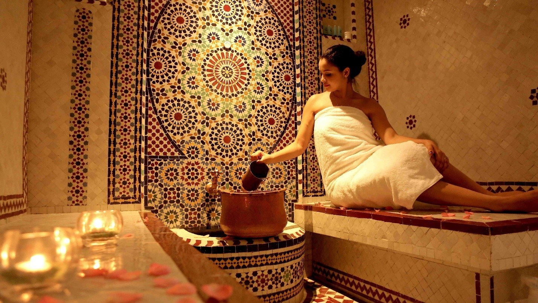 Турецкая баня (хамам) - как правильно париться